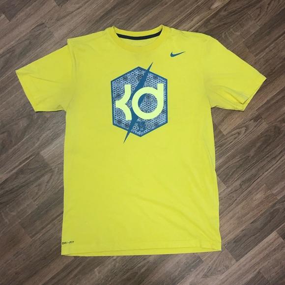51ade0614 Nike Shirts | Kevin Durant Kd Dri Fit Athletic Tshirt | Poshmark